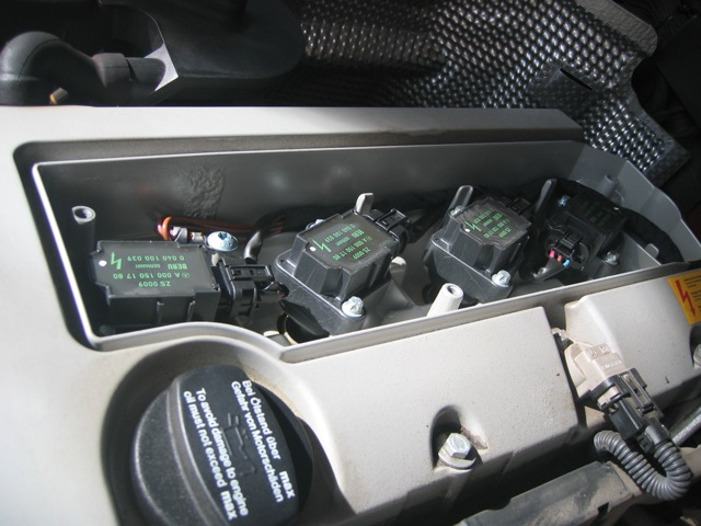 SLK Spark Plug Coils