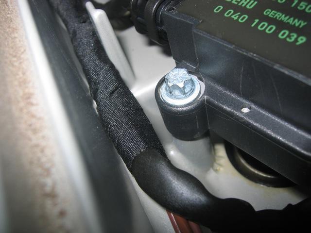 Torx Bolt on Spark Plug Coil
