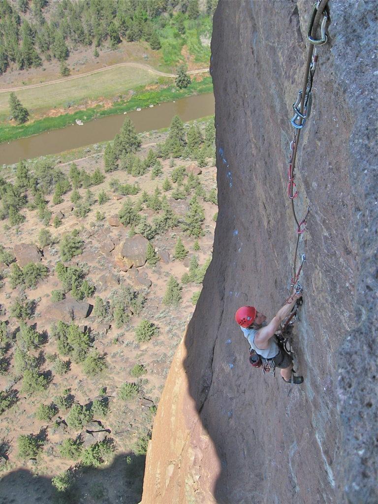 Aided Climb