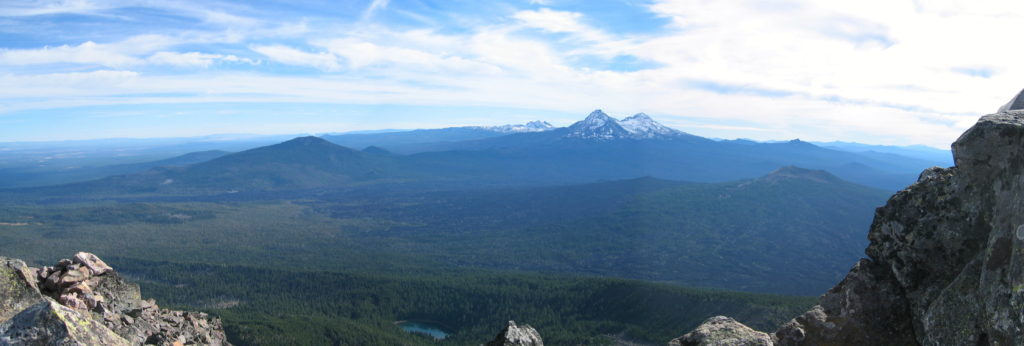 Mt. Washington panorama