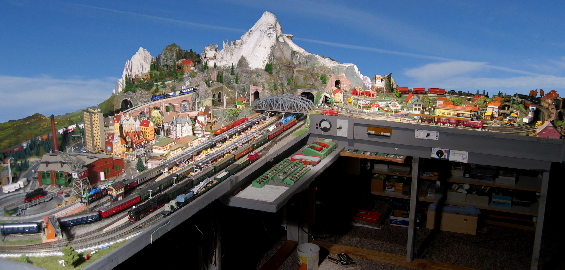 Ho Model Railroad Pictures Gerd S Home Page