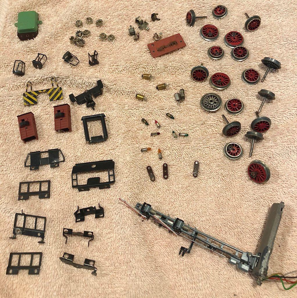 Fleischmann spare parts