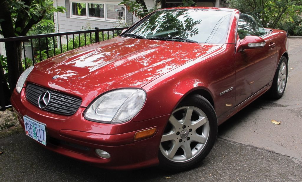 For Sale: Mercedes-Benz SLK 230
